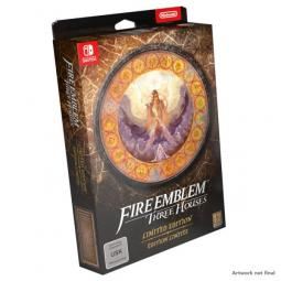 Fire Emblem Three Houses Limited Edition (SWITCH)
