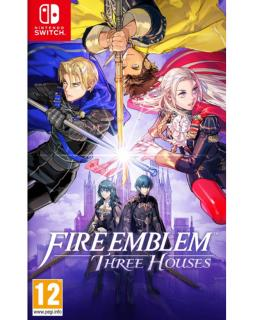 Fire Emblem Three Houses (SWITCH)