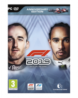 F1 2019 – Anniversary Edition PL (PC)
