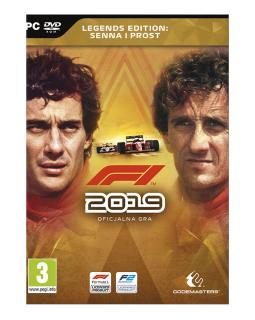 F1 2019 – Legends Edition PL (PC)