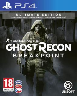Tom Clancy's Ghost Recon Breakpoint Ultimate Edition PL (PS4)