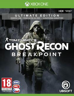 Tom Clancy's Ghost Recon Breakpoint Ultimate Edition PL (XONE)