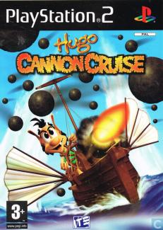 Hugo Cannoncruise IT (PS2)