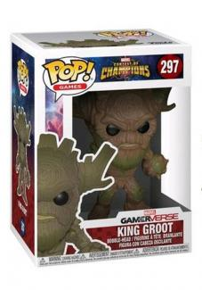 Figurka Funko POP! MARVEL Contest of Champions:  King Groot
