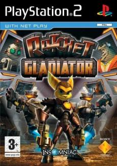 Ratchet: Gladiator IT/ENG (PS2)