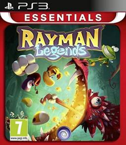 Rayman Legends ENG (PS3)