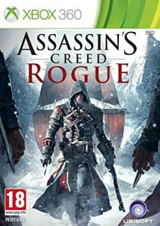 Assassin's Creed Rogue PL (X360)
