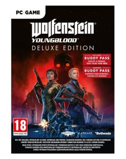 Wolfenstein Youngblood PL Deluxe Edition (PC)