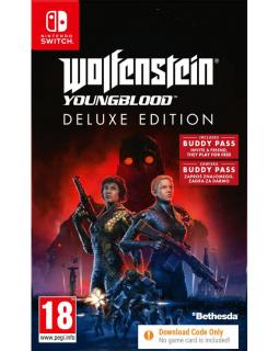 Wolfenstein Youngblood Deluxe Edition (SWITCH)