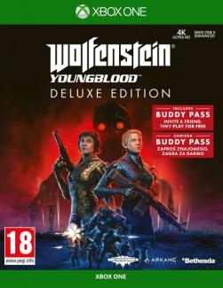 Wolfenstein Youngblood PL Deluxe Edition (XONE)