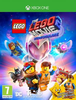 The LEGO Movie 2 Videogame PL (XONE)