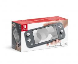 Konsola Nintendo Switch Lite Grey / Szary