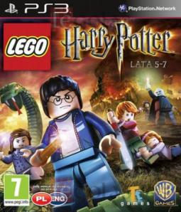 Lego Harry Potter Years 5-7 PL (PS3)