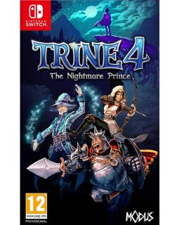 Trine 4 The Nightmare Prince PL (SWITCH)
