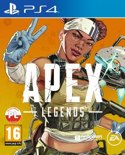 APEX Legends Lifeline Edition PL (PS4)