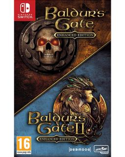 Baldur's Gate Enhanced Edition PL (SWITCH)