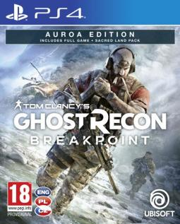 Tom Clancy's Ghost Recon Breakpoint Auroa Edition PL (PS4)