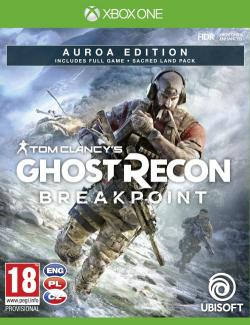 Tom Clancy's Ghost Recon Breakpoint Auroa Edition PL (XONE)