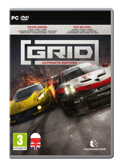 GRID Ultimate Edition PL (PC)
