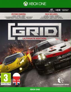 GRID Ultimate Edition PL (XONE)