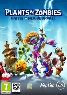 Plants vs. Zombies - Bitwa o Neighborville PL (PC)