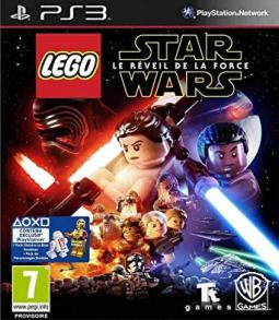 LEGO Star Wars: The Force Awakens FR (PS3)