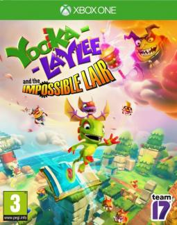 Yooka-Laylee and the Impossible Lair (XONE)