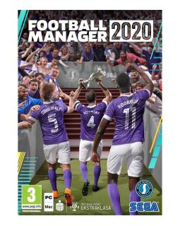 Football Manager 2020 PL (PC)