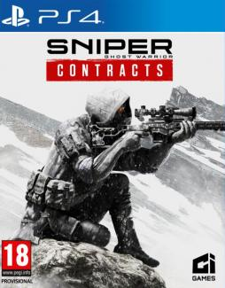 Sniper Ghost Warrior: Contracts PL (PS4)
