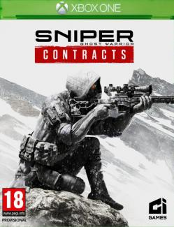 Sniper Ghost Warrior: Contracts PL (XONE)
