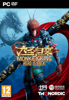 Monkey King: Hero is Back PL (PC)