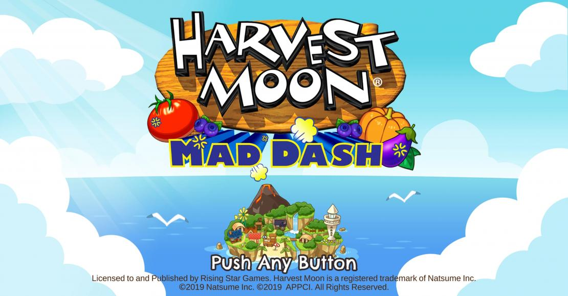 Harvest Moon: Mad Dash Recenzja