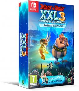 Asterix & Obelix XXL 3: The Crystal Menhir - Limited Edition (NSW)