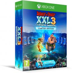 Asterix & Obelix XXL 3: The Crystal Menhir - Limited Edition (XONE)