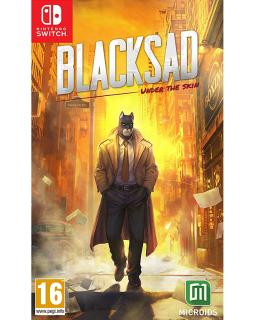 BLACKSAD Under The Skin (SWITCH)