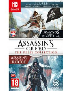 Assassin's Creed: The Rebel Collection PL (NSW)