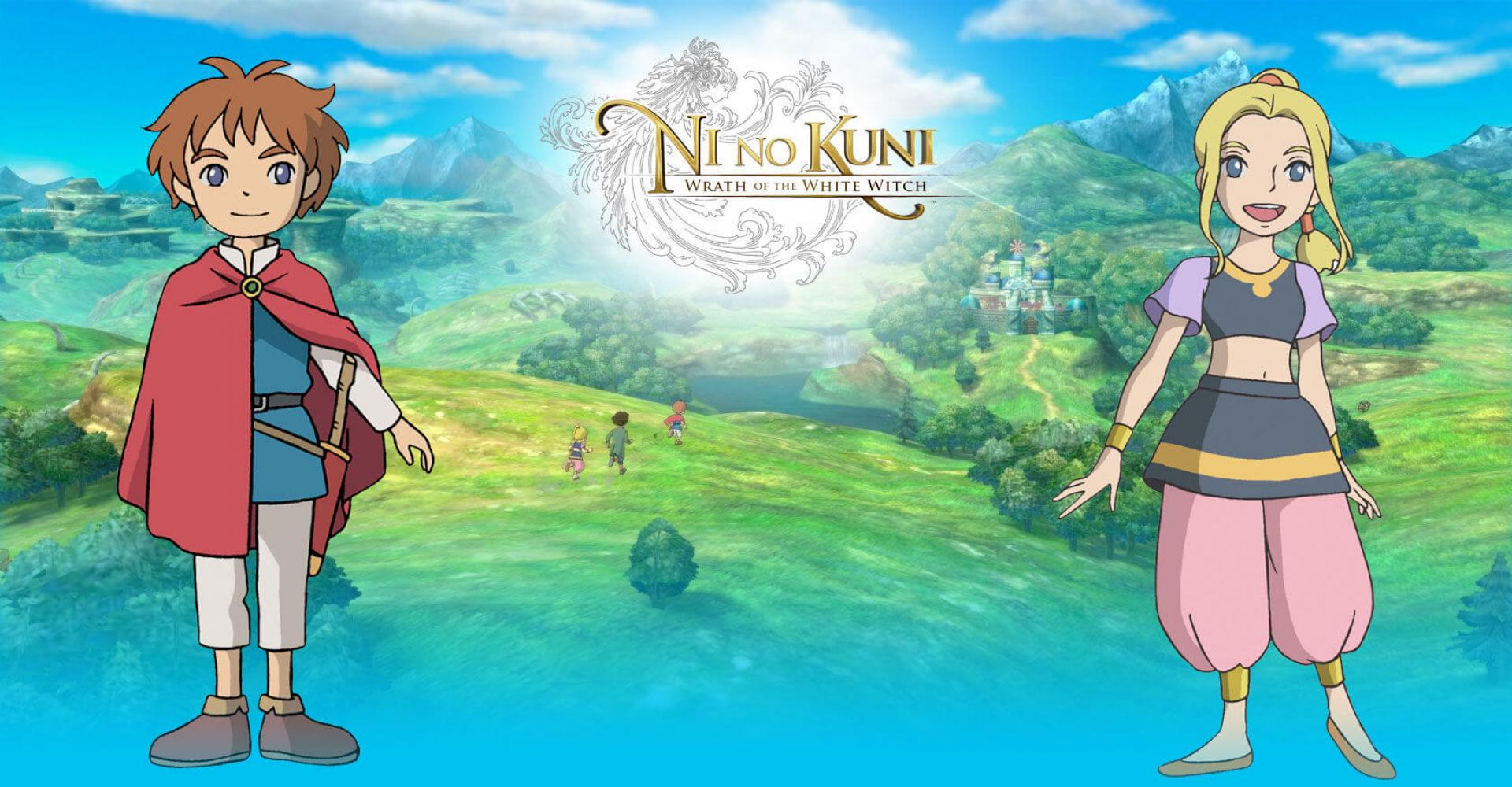 Ni no Kuni: Wrath of the White Witch | Recenzja PS3