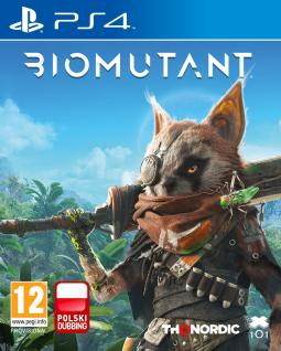 Biomutant PL (PS4)