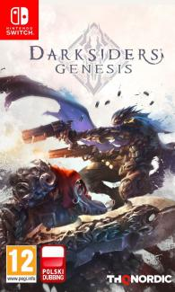DarkSiders Genesis PL (SWITCH)