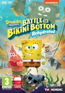 SpongeBob SquarePants: Battle for Bikini Bottom – Rehydrated PL SHINY EDITION (PC)