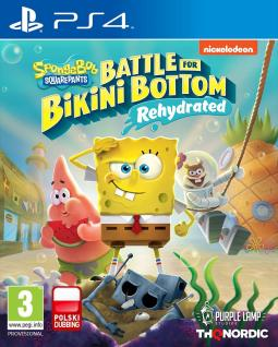 SpongeBob SquarePants: Battle for Bikini Bottom – Rehydrated PL F.U.N. Edition (PS4)