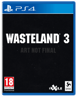 Wasteland 3 Day One Edition PL (PS4)