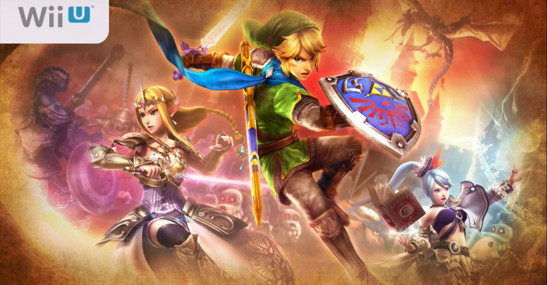 Hyrule Warriors | Recenzja Wii U