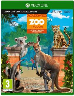 Zoo Tycoon Ultimate Animal Collection PL (XONE)