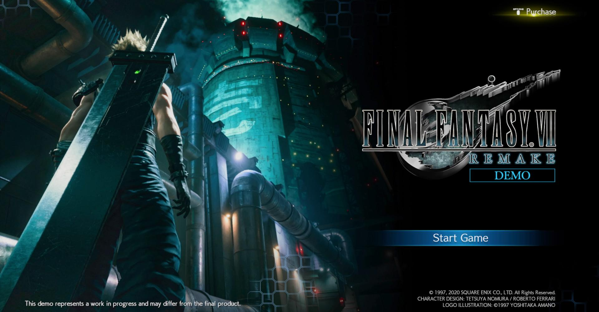 Final Fantasy VII Remake – Wrażenia po DEMO
