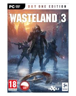 Wasteland 3 Day One Edition PL (PC)