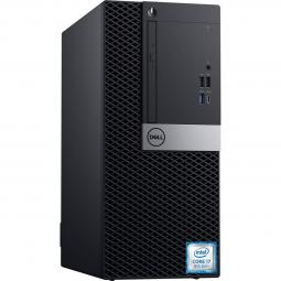 Dell Komputer Optiplex 7070 MT W10Pro i5-9500/8GB/256GB SSD/Intel UHD 630/DVD RW/KB216 & MS116/260W/3Y