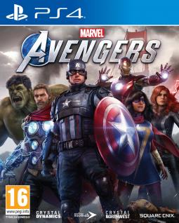 Marvel's Avengers PL (PS4)