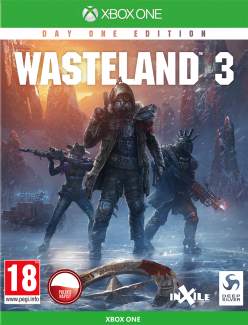 Wasteland 3 Day One Edition PL (XONE)