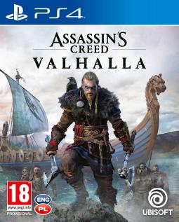 Assassin's Creed Valhalla PL (PS4)